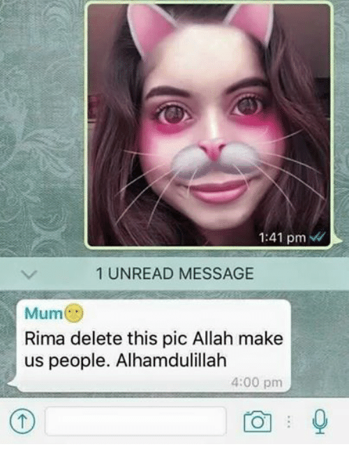 141 n pm 1 unread message mum rima delete this pic allah make us dank memes coeds and alhamdulillah 141 n pm 1 unread message thecheapjerseys Gallery