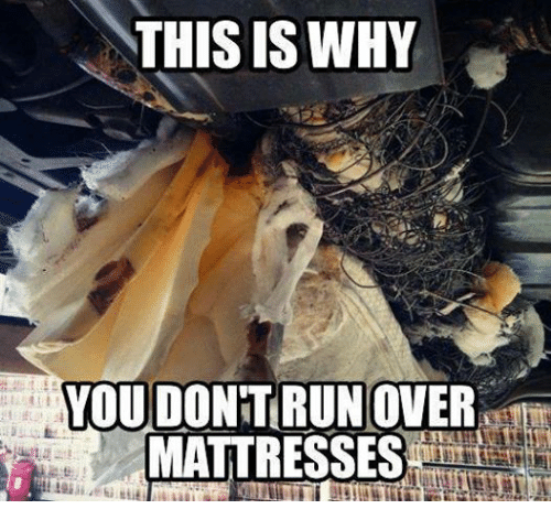 Facebook 9037b6 this is why you dontrun over mattresses mattress meme on me me