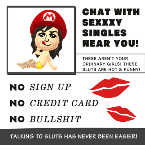 Sluts near you