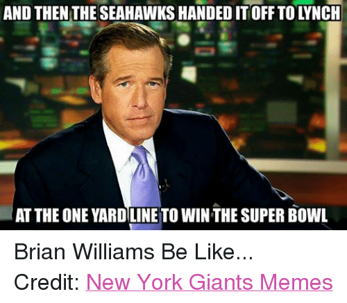 Facebook Brian Williams Be Like Credit New dcde40 ✅ 25 best memes about new york giants memes new york giants memes,Ny Giants Funny Memes