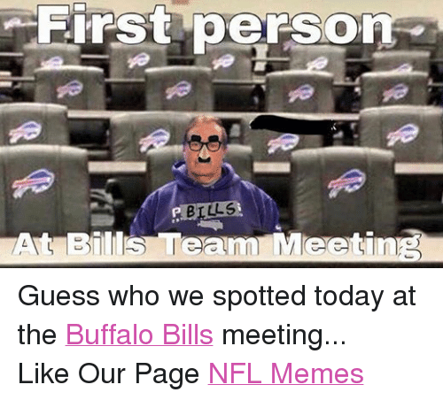 first perso bills at bill eetin eam guess who we spotted today at
