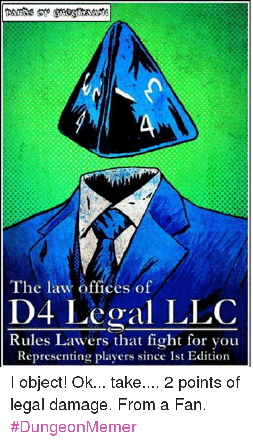 The Law Offices of D4 Legal LLC Rules Lawyers That Fight for