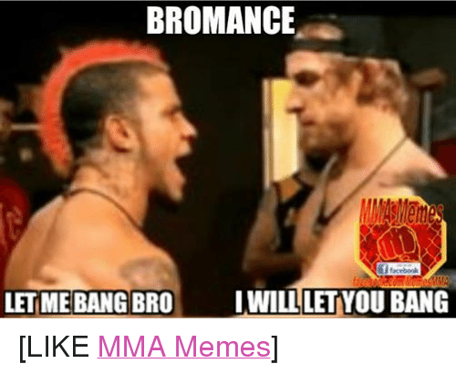 Facebook Meme And Memes Bromance Ff Facebook Bang Bro I Will Let You