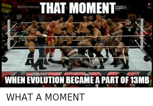 What A Moment