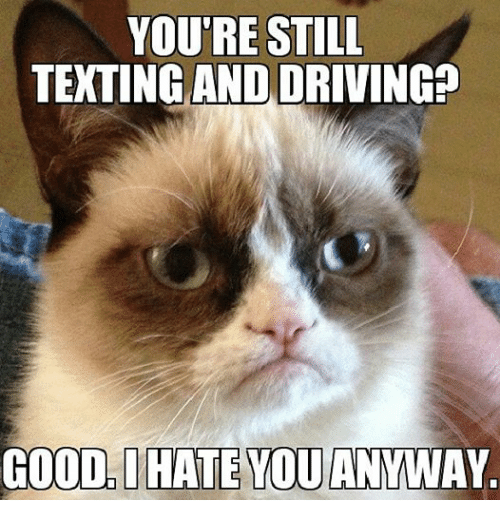 text-and-drive