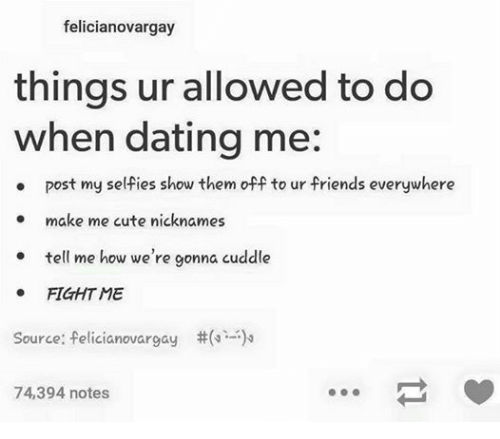 Cute dating