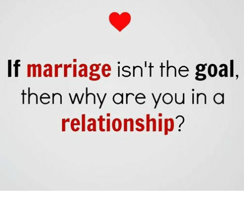 Why are you relationship