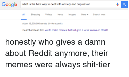 Google What Is the Best Way to Deal With Anxiety and
