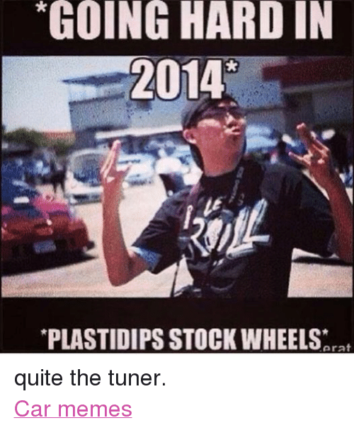 GOING HARD IN 2014 PLASTIDIPS STOCKWHEELS a Rat Quite the