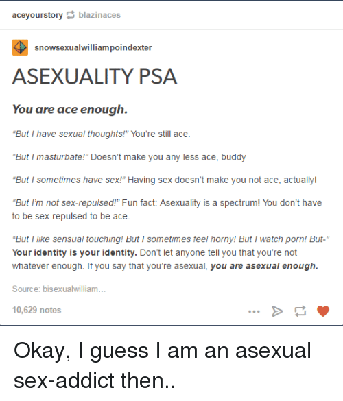 Asexual fun facts