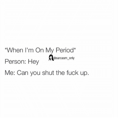 On My Period