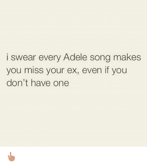 songs about your ex