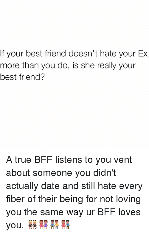 dating best friend ex