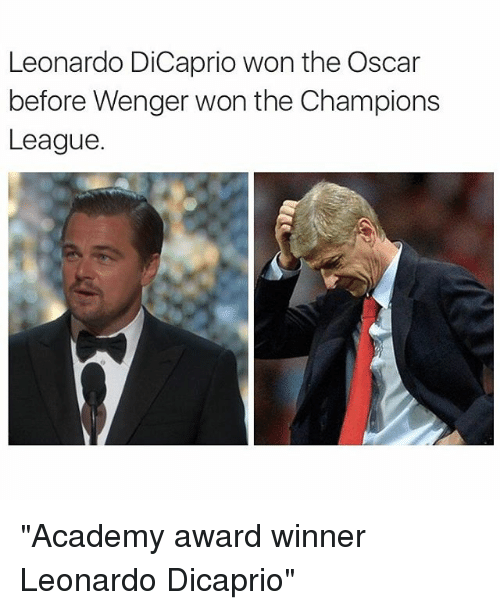 academy award winner