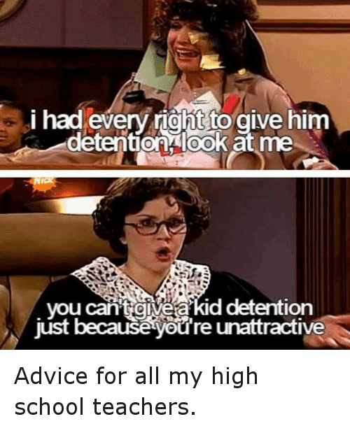 Dating advice in high school