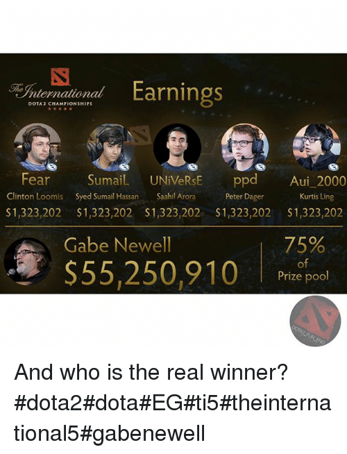 DOTA 2 CHAMPIONSHIPS Fear SumaiL UNiVeRSE Ppd Aui 2000