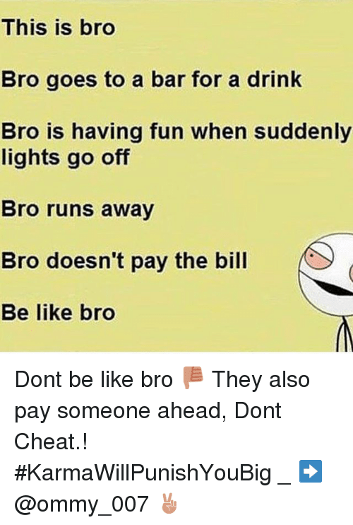 doesnt pay the bills