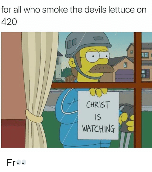The Devils Lettuce