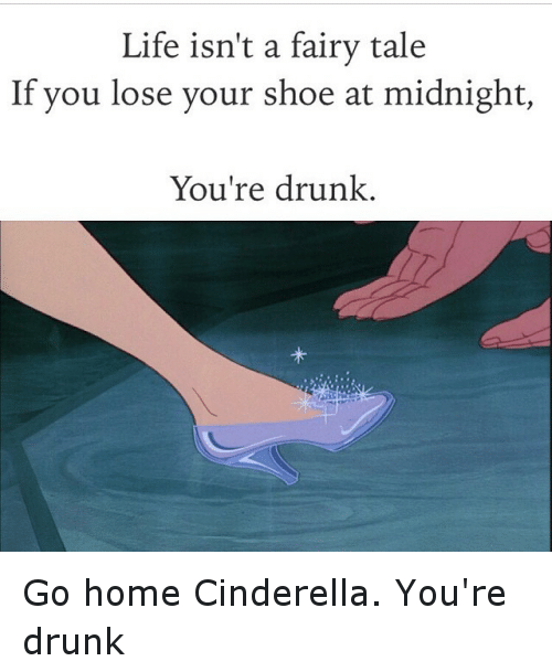 If The Shoe Fits Quotes Cinderella