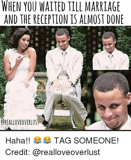 25  best memes about waiting till marriage