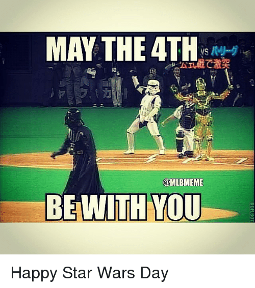 25+ Best Memes About Happy Star Wars Day