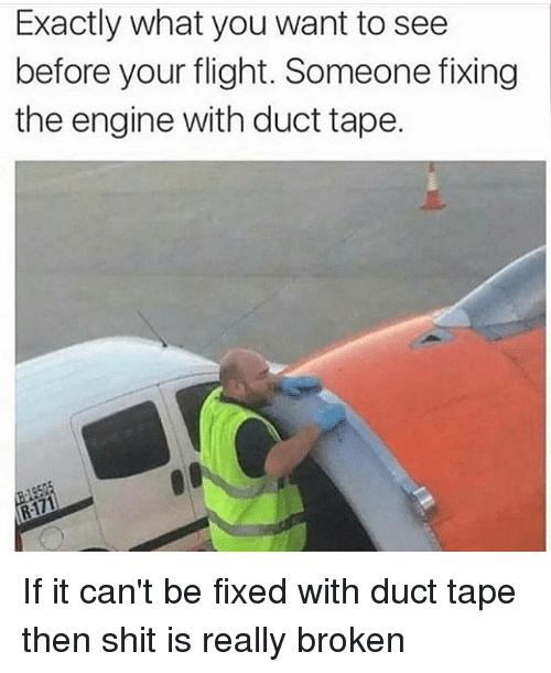 Instagram If it cant be fixed with a4ce9b exactly what you want to see before your flight someone fixing the