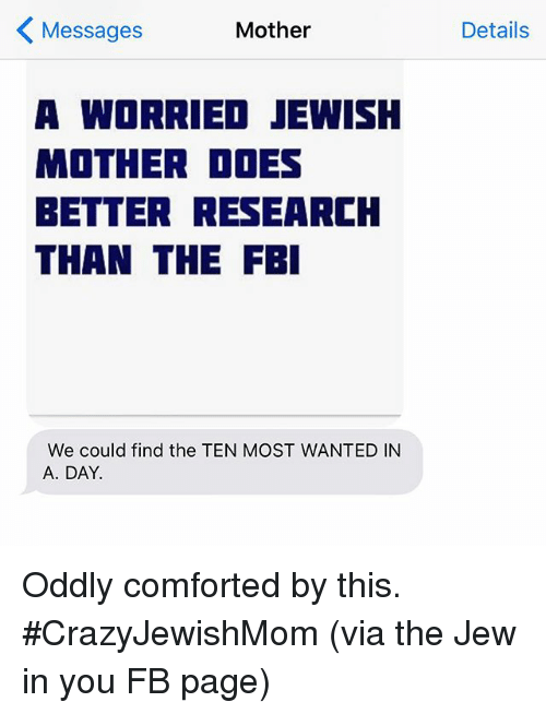 you jew mother