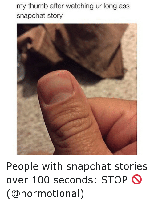 Funny ass story