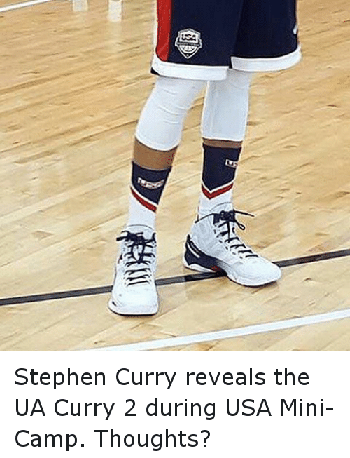 competitive price 20502 1e104 Basketball, Golden State Warriors, and Sports  Stephen Curry reveals the UA  Curry 2