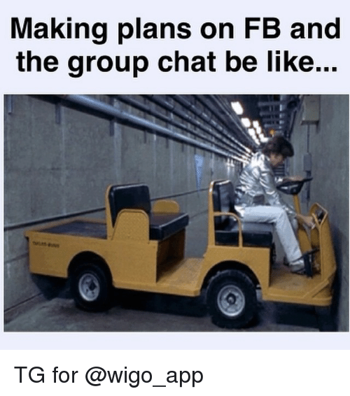 🔥 25+ Best Memes About Group Chat | Group Chat Memes