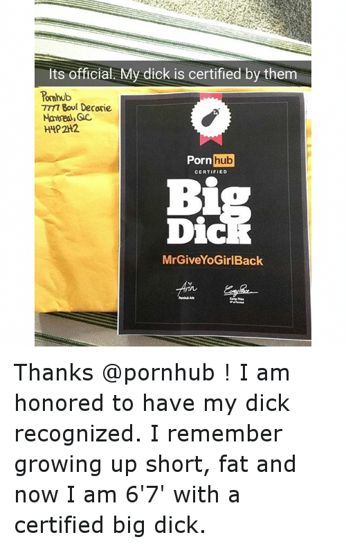 Pornhub big dick