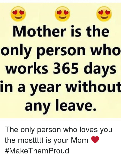 365 reasons to love your mom