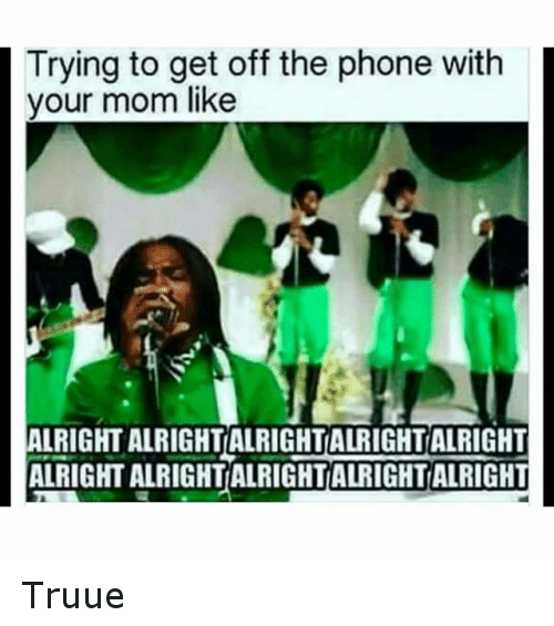 Get Off The Phone