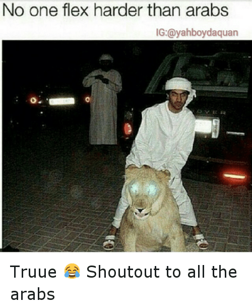 Instagram Truue Shoutout to all the arabs b9f826 ✅ 25 best memes about arab arab memes