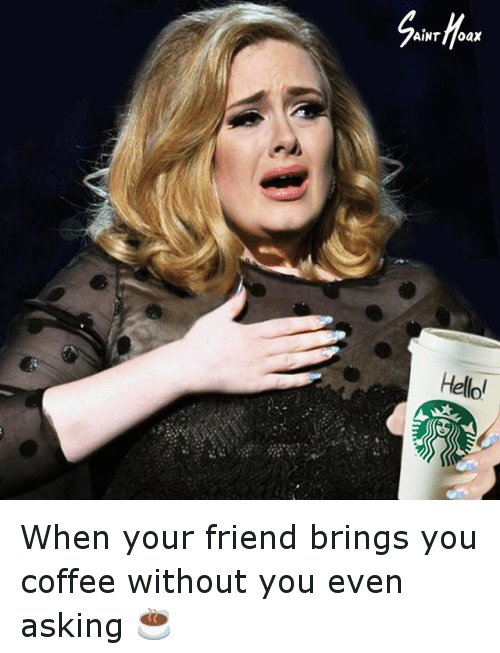 Image result for coffee and friends meme