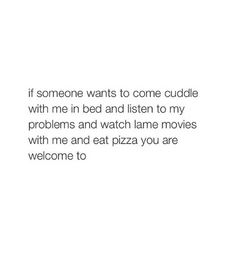 With Me Cuddle Come
