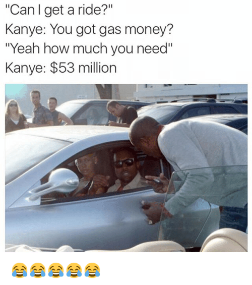 Gas Money