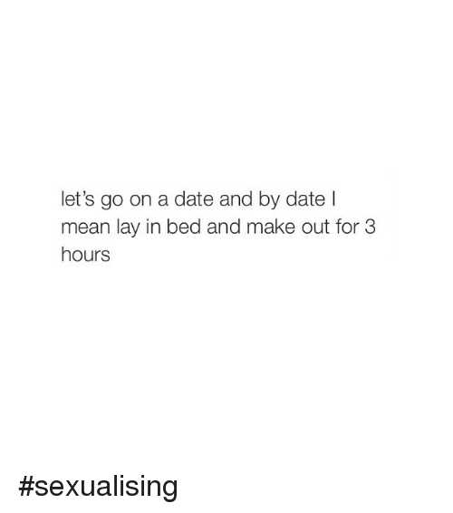 go on a date meaning