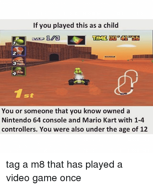 If You Played This As A Child You Or Someone That You Know