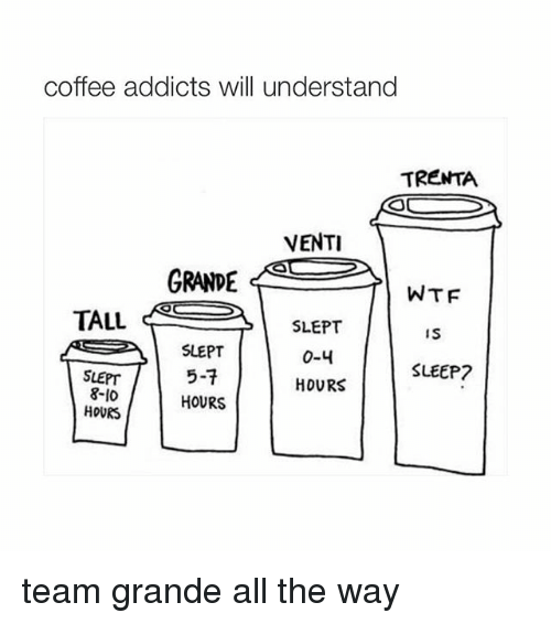 Instagram team grande all the way b68d61 ✅ 25 best memes about coffee addict coffee addict memes