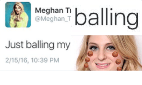 Meghan trainor trainor just balling my eyes out 21516 1039 pm funny eye and my eyes meghan trainor meghan trainor just balling my publicscrutiny Choice Image