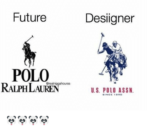 Future Designer Polo Ralph Lauren Us Polo Assn Since B90