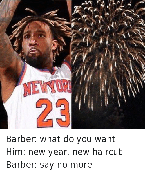 how to ask the barber for the haircut you want