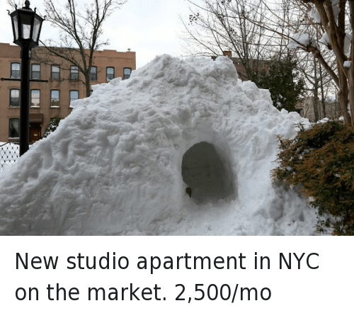 Finance, Funny Jokes, And Money: New Studio Apartment In NYC On The Market