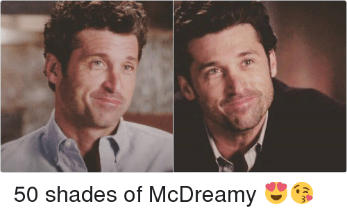 Rt 50 Shades Of Mcdreamy Funny Meme On Meme