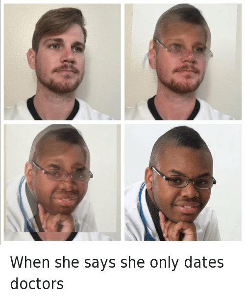 Dating doctors
