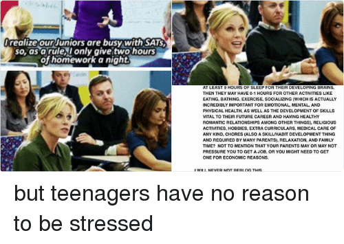 Funny No Sleep Meme : So if a teenager is at school for roughly 8 hours and they are doing