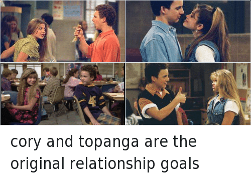 cory and topanga relationship goals quotes