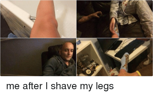My shaved girfriend