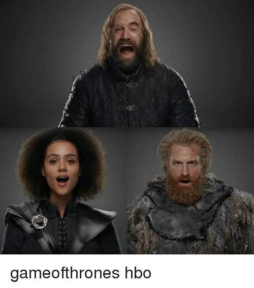 Hbo, Memes, and 🤖: A  3 gameofthrones hbo